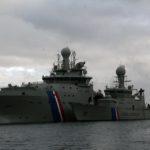 Prufukeyra landtengingu varðskips við dreifikerfi HS Veitna í Grindavík