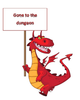Gone-to-the-Dungeon