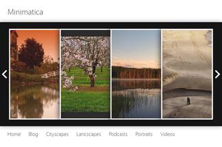 Minimatica Photo Theme