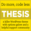 Thesis WordPress Theme and Child Themes