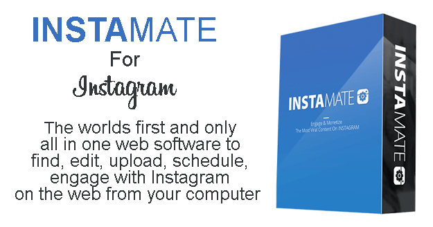 Instamate for Instagram Software for Computers