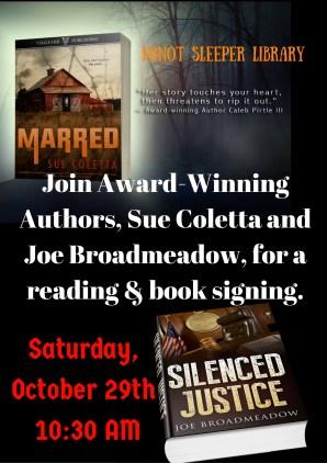 Book event