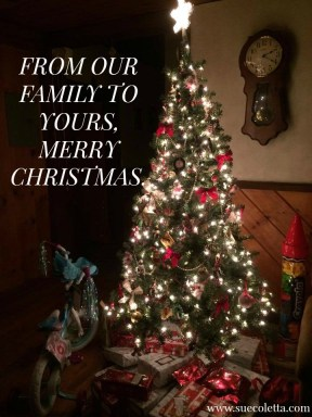 Twas the Night Before Christmas, Crime Writer Style
