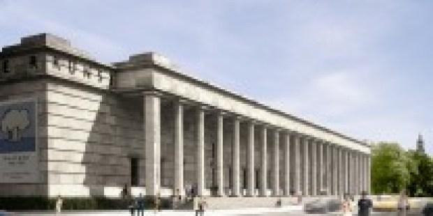 Sanierung des Münchner Haus der Kunst: Sanierung im Haus der Kunst zieht sich