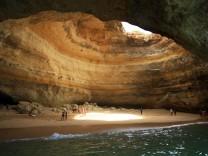 Portugal: Allein an der Algarve