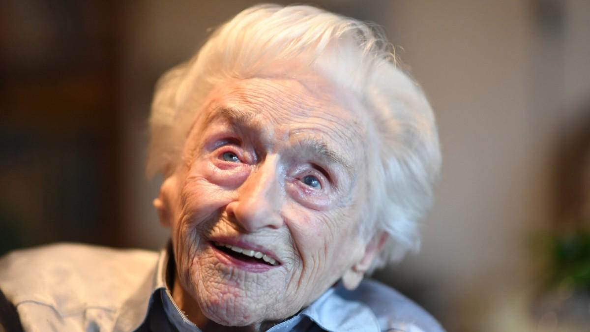 frau deutschlands wird 112 jahre alt