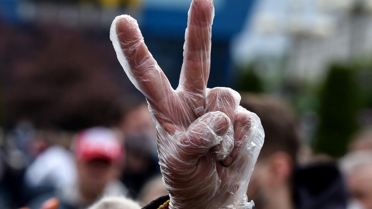 Hops Genommen Hand Zeichen - Bilder Des Tages Momentaufnahmen Im Mai Gesellschaft Sz De