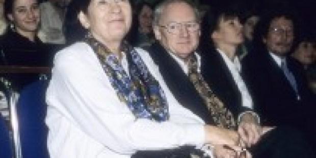 Gerhard und Christa Wolf: Mann im Hintergrund