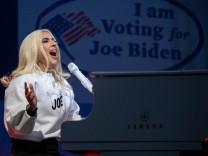 Amtseinführung von Joe Biden: Lady Gaga soll Nationalhymne singen
