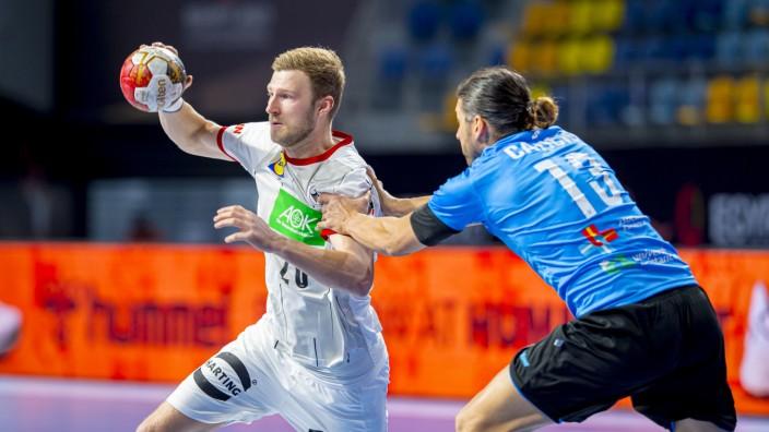 deutsche handballer gegen uruguay sehr