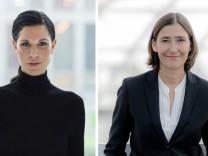 """Gespräch mit Julia Stoschek und Susanne Gaensheimer: """"Wir können Rettungsinseln sein"""""""