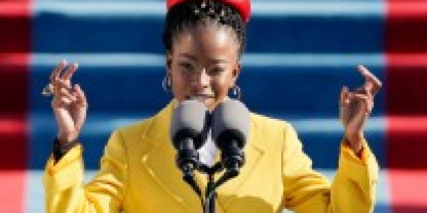Lyrikerin Amanda Gorman: Der wahre Star bei Bidens Inauguration