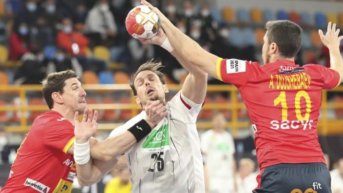 deutsche handballer verlieren gegen