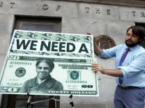 Erste afroamerikanische Frau auf Dollarnote: Schöner Schein