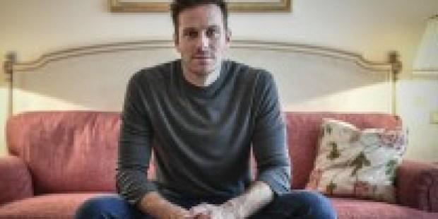Vorwürfe gegen US-Schauspieler: Armie Hammer zieht sich von Filmrollen zurück