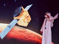 Raumfahrt: Gedränge am Mars