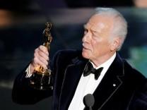 Oscar-Preisträger: Schauspieler Christopher Plummer ist tot