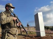 Rätselhafter Monolith in der Türkei: Auf Wiedersehen