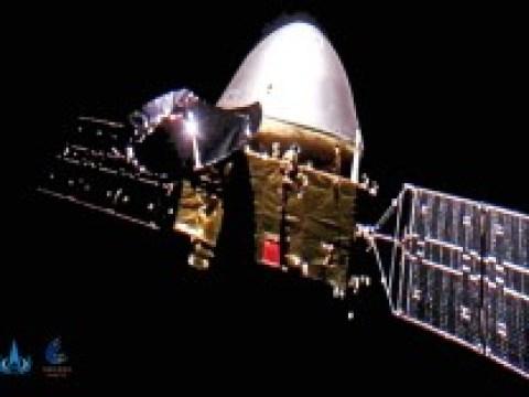 Weltall: Chinas Raumsonde erreicht den Mars