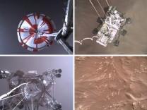 Raumfahrt: So hört sich der Wind auf dem Mars an