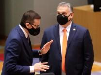 Ungarn: Beziehungsstatus: beleidigt