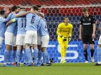 Champions League: ManCity bleibt zu stark für Gladbach