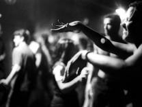 Nachtleben: Rave im Kaufhaus