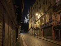 Frankreich: Paris, so grau, schön und still