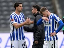 Corona-Fälle: Hertha muss als erster Bundesligist komplett in Quarantäne
