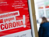 Coronavirus-Newsblog für Bayern: Inzidenz im Hotspot Hof sinkt deutlich