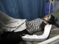 """Afghanistan: """"Es gibt kein Wort, das den Horror beschreibt"""""""