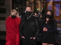 """Elon Musk bei """"Saturday Night Live"""": Der sich selbst zum Trottel macht"""