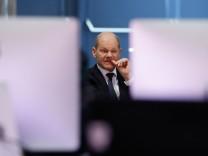SPD: Seine Kampagne atmet die Angst