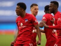 Bundesliga: Herthas großer Schritt Richtung Rettung