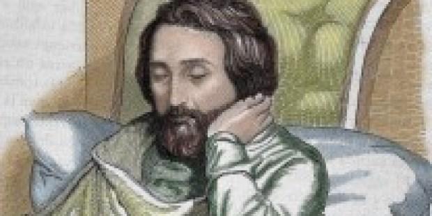 """Hörbuch: Heinrich Heines """"Matratzengruft"""": Marter seiner Nächte"""