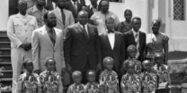 Idi Amins Propaganda-Archiv: Du sollst dir kein Bildnis machen