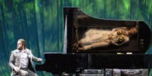 Wagner an der Deutschen Oper Berlin: Alles im Fluss