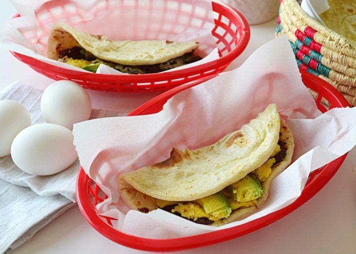 Baleadas: A Favorite Honduran Street Food
