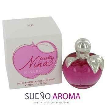 Pretty Nina by Nina Ricci for Women 50ml Eau De Toilette