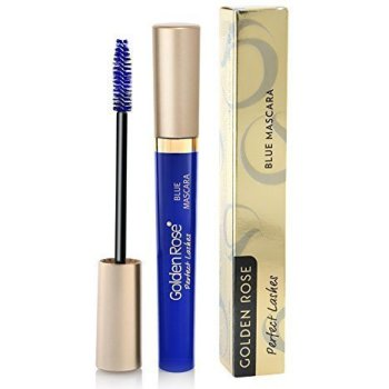 Volume Mascara Blue Golden Rose