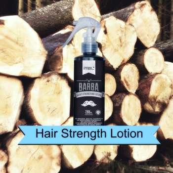 Δυναμωτική λοσιόν κατά της τριχόπτωσης - Men's Strengthing Lotion BARBA
