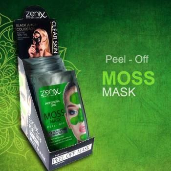 Μάσκα από φύκια - Moss Mask