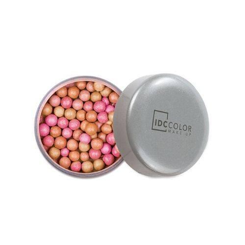 IDC Color Lighting Touch Pearls Πολύχρωμες Πέρλες Ρουζ 40gr