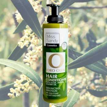 olive hair conditioner oro olea