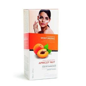 IDC Institute Face Scrub Apricot Nut Απολεπιστικό Προσώπου Βερύκοκο 100ml