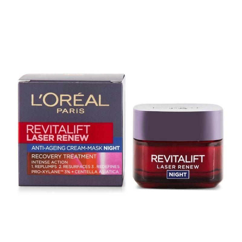 L'Oreal Revitalift Laser Renew Anti Ageing Cream Night 50ml