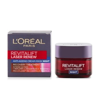 L'Oreal Revitalift Laser Renew Anti Ageing Cream Night 50ml