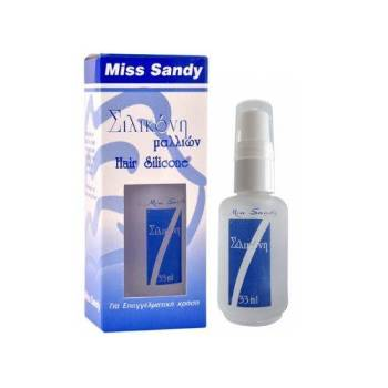 Miss Sandy Hair Silicone Professional Σιλικόνη Μαλλιών 33ml