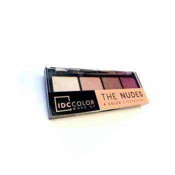 IDC The Nudes Eyeshadow No2 4.8gr 4 colours