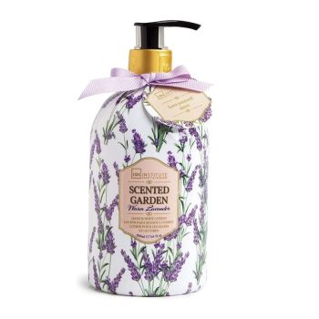 IDC Scented Garden Body Lotion Warm Lavender Κρέμα Σώματος Λεβάντα 500ml